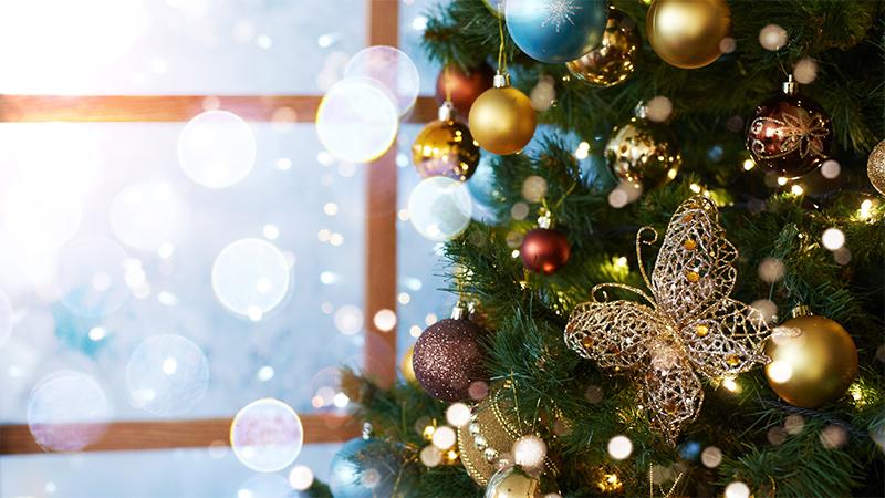Stämningsfull Jul i Dalarna