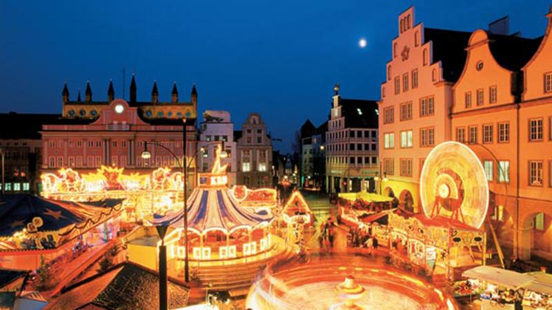 Julmarknad Rostock