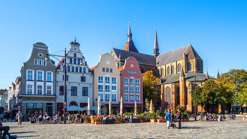 Rostock Linköping 2 dagar